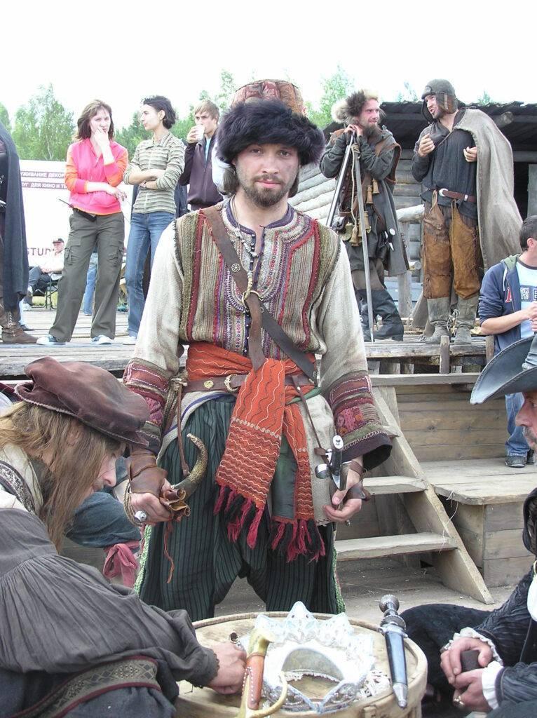 Фильм 1612 Хрулев Павел в роль Хорвата